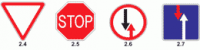 Подписка  (до 8 июля 2018) на обновление файлов дорожных знаков.